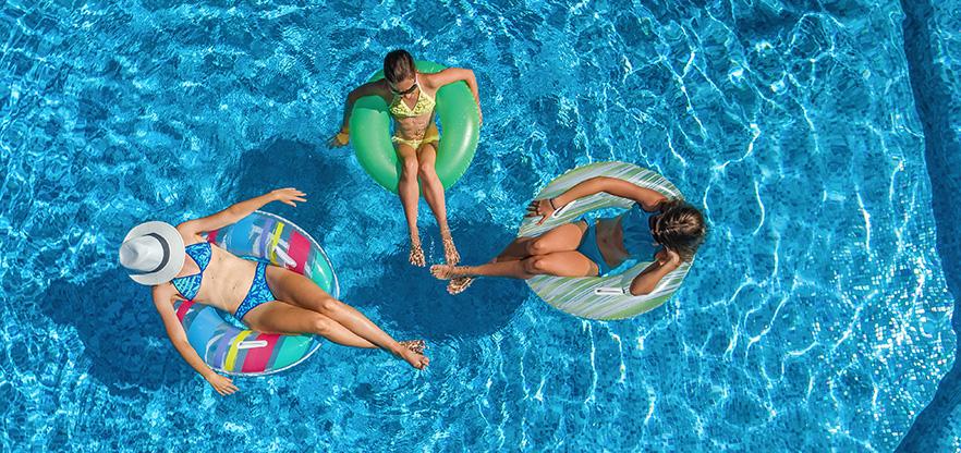 Garantie décennale sur l'ensemble de nos piscines