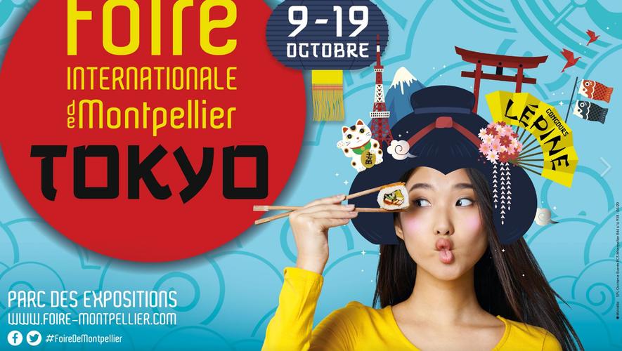 FOIRE DE MONTPELLIER 2020 DU 9 AU 19/10/2020