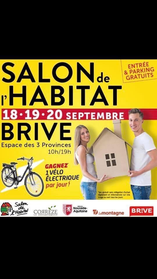 PISCINES FREEDOM SUR LE SALON DE L'HABITAT DE BRIVE DU 18 AU 20 SEPTEMBRE